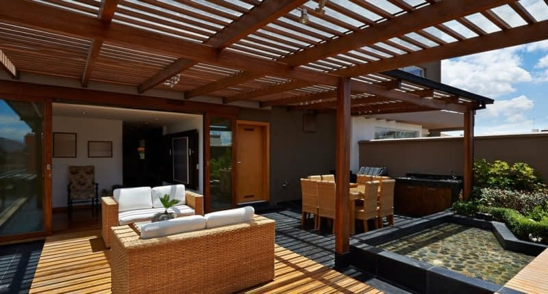 Pegolas and Decking Sydney from Awesome Home Renovations