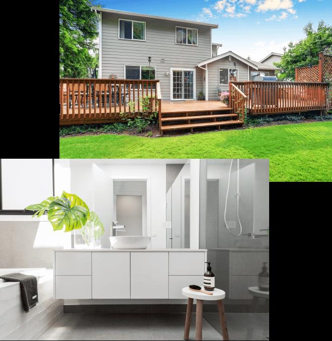 Home Renovations Outdoor Decking Builders