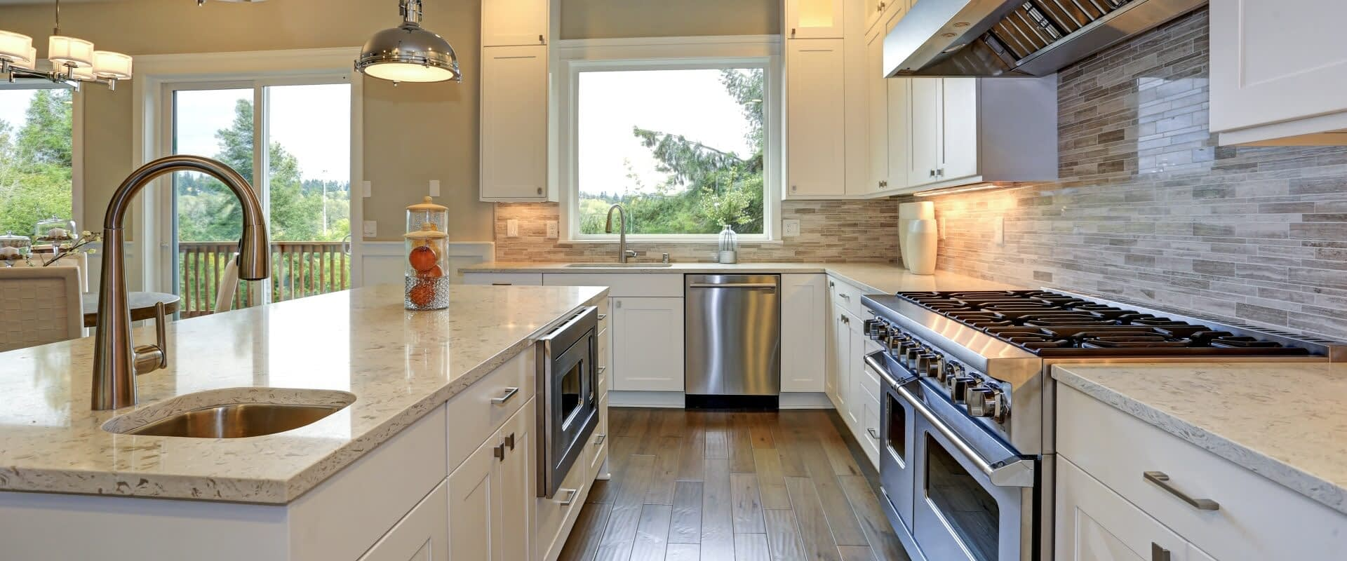 Stylish Kitchen Renovation from Awesome Home Renovations